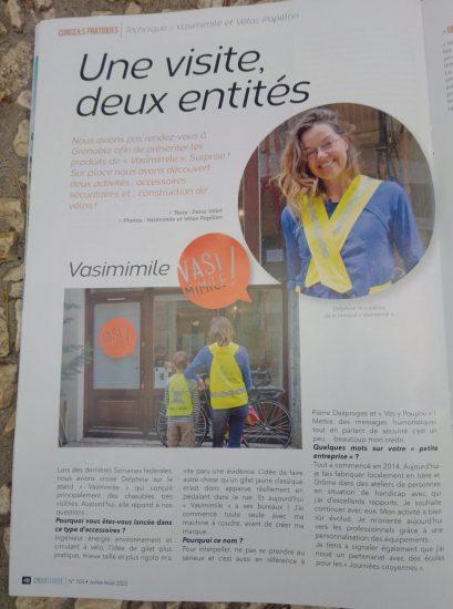 La revue du Cyclotourismee